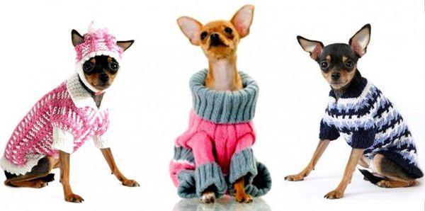 Для вязания одежки использую нитки или пряжу