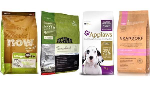 Корма холистики для собак — лучшие из всех готовых кормов