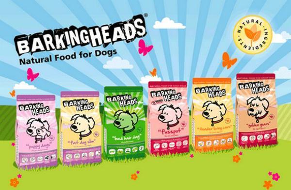 Сухой корм для собак «Barking Heads»