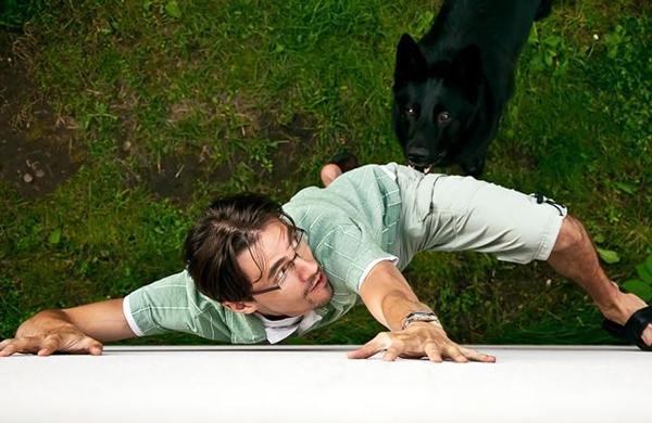 Нельзя показывать собаке страх