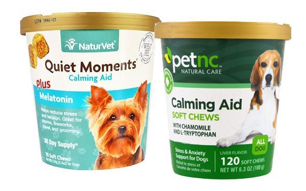 Успокоить нервную систему собаки помогут добавки