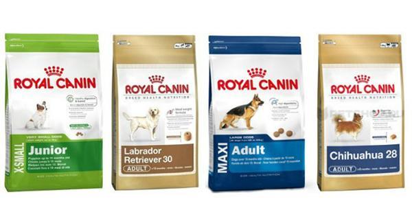 Французский корм для собак Royal Canin