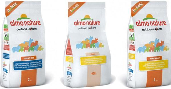 Корм Альмо Натюр пользуется популярностью благодаря своему натуральному составу