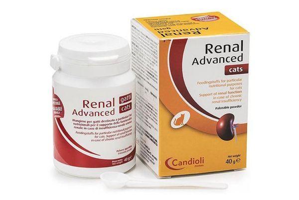 «Ренал Эдвансед» назначается при необходимости контроля метаболизма